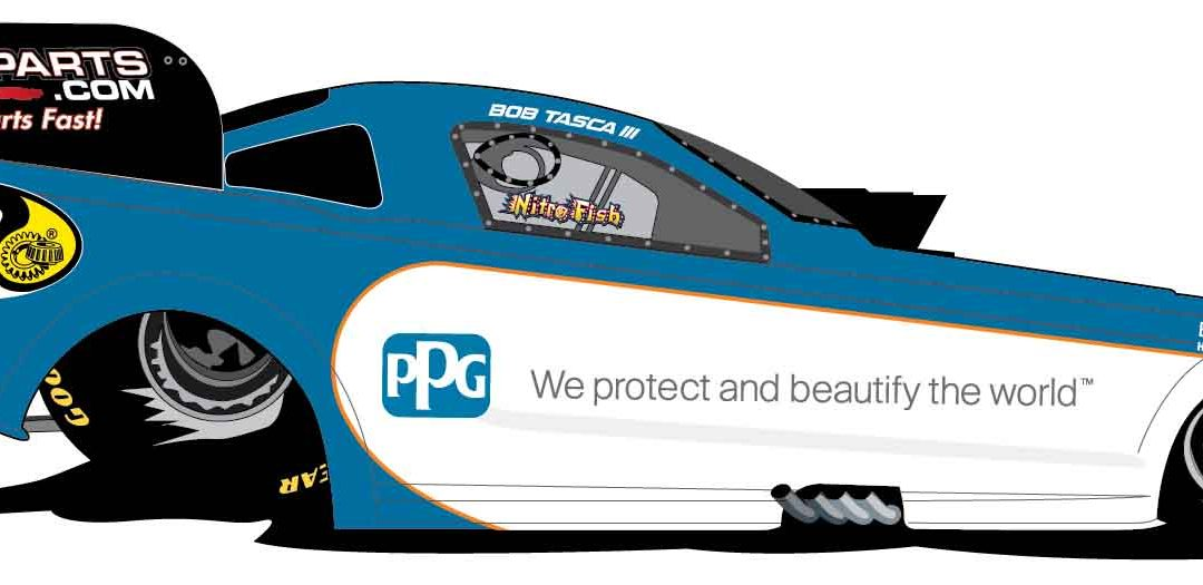 TASCA RACING LOOKING FOR BIG WIN AT HOMETOWN TRACK