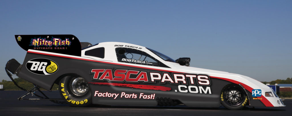 TASCA RACING TO DEBUT TASCAPARTS.COM SPONSORSHIP IN E-TOWN