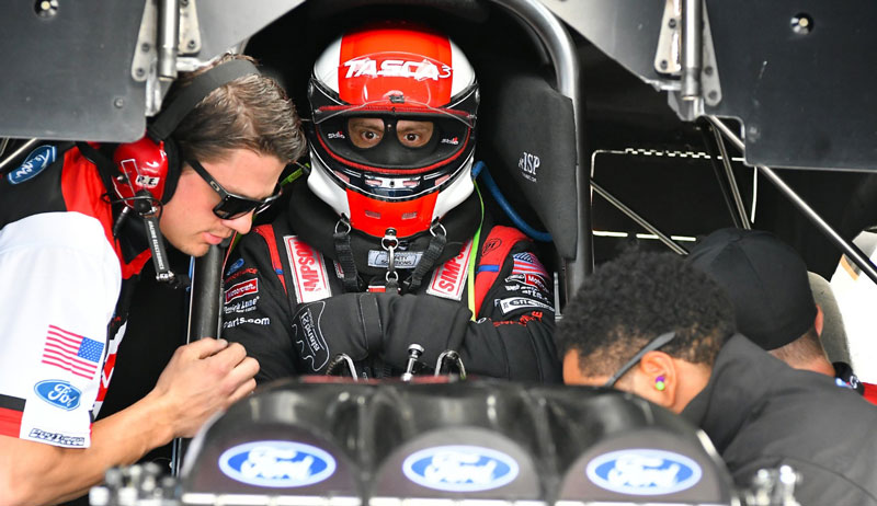 NHRA Arizona Nationals Notes