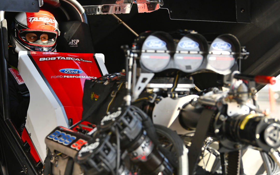 Tasca Motivated After NHRA Nitro Spring Training Test