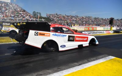 NHRA Denso Four-Wide Nationals