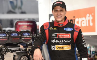 Tasca bringing momentum to home track in Epping
