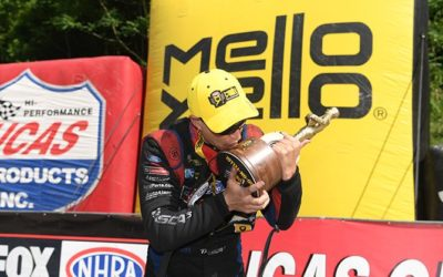 Bob Tasca III earns Funny Car win at NHRA Thunder Valley Nationals