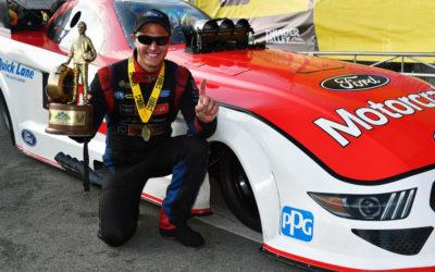 Statement from Motorcraft/Quick Lane Racing, on Behalf of Tasca Racing